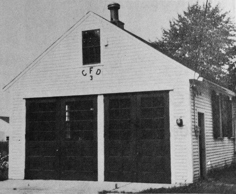 Fire Department History 1930 1939